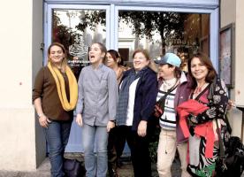 ASSÍS i Ada Parellada presenten la campanya #CAPDONASENSELLAR