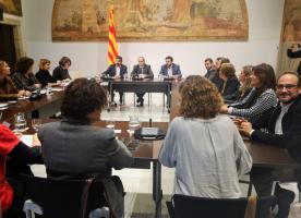 Acord de la proposta de conveni perquè les subministradores financiïn la despesa de pobresa energètica