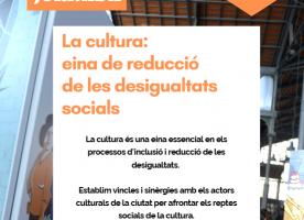 Jornada anual de l'Acord Ciutadà al voltant de la cultura, 28 de gener