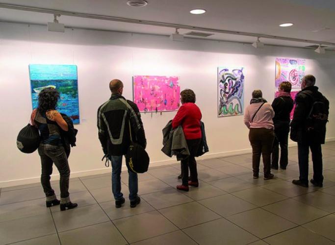 Parelles Artístiques Mataró 'Experiències creatives per la salut mental', oberta la inscripció