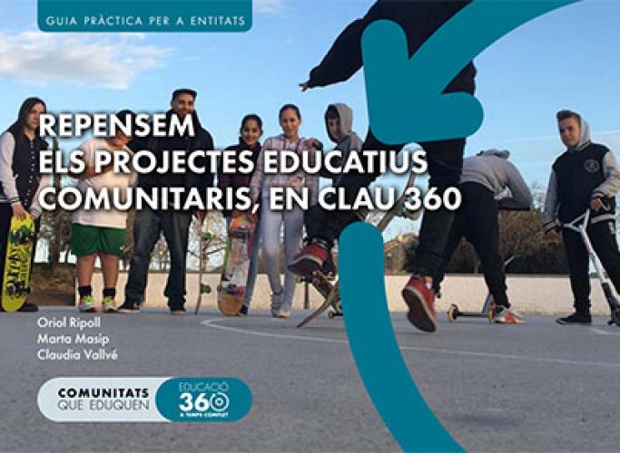 Educació comunitària en clau 360, guia pràctica