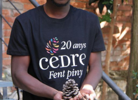 L'Associació Cedre celebra '20 anys fent pinya'