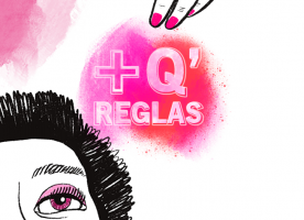Presentació de la campanya +QRegles, 13 de febrer