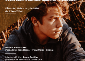 Debat sobre l'ESO a Girona, 21 de març
