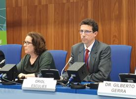 Projecte Home participa a la 63a Comissió d'Estupefaents de les Nacions Unides per defensar els programes de tractament davant la comunitat internacional