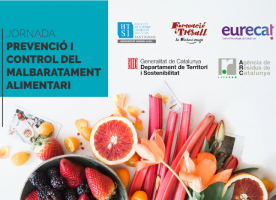 Jornada sobre el malbaratament alimentari, 20 de març