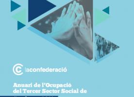 El Tercer Sector Social reclama més inversió pública i un nou model de finançament per millorar la qualitat de la creixent ocupació que genera