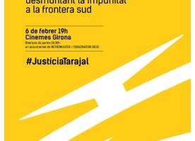 'Tarajal: Desmuntant la impunitat a la frontera sud', preestrena 6 de febrer