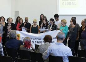 Ja podeu veure el vídeo-resum de l'acte del 17 d'octubre de Pobresa Zero – Justícia Global