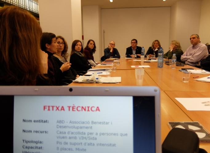 ECAS planteja reptes de legislatura a Joan Ramon Ruiz, Director General de Protecció Social