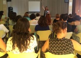 Més de 50 professionals a la sessió de treball del programa Làbora