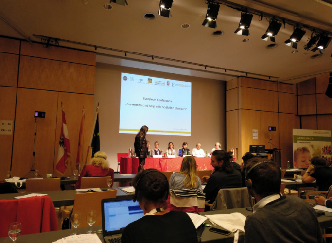 Representació d'ESAN a la xarxa europea d'inclusió i acció social