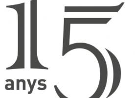 ECAS 15 ANYS: programa complet i inscripció oberta