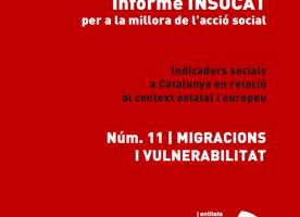 Presentació de l'INSOCAT núm. 11 'Migracions i vulnerabilitat' a Girona, 24 de gener