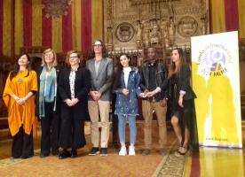 ECAS rep una Medalla Olof Palme 2019 per la tasca de les entitats amb els joves migrats sols