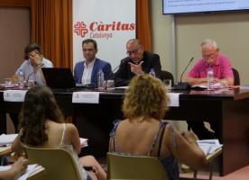 Un 20% de la població catalana es troba en risc d'exclusió social