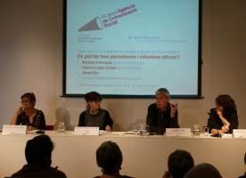 L'Agència de Comunicació Social celebra el seu desè aniversari amb un debat sobre la realitat social als mitjans