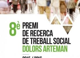 VIII Premi de Recerca de Treball Social Dolors Arteman