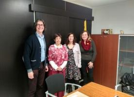 ECAS trasllada a la Generalitat la voluntat de ser presents en el seguiment de la Renda Garantida de Ciutadania