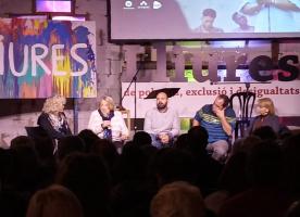 Segon impuls al projecte Lliures per revertir la situació d'emergència social