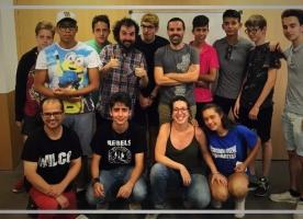 Fundació IReS estrena 'Fes Click a YouTube' amb la participació del youtuber Roc Massaguer, 6 de setembre