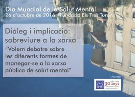 Els 3 Turons celebra el Dia de la Salut Mental