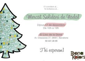 Mercat de Nadal de Dona Kolors, demà 17 de desembre