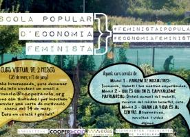Neix l'Escola Popular d'Economia Feminista