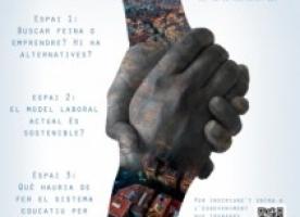 Jornada de debat al Clot sobre 'Joves i món laboral', 7 de novembre
