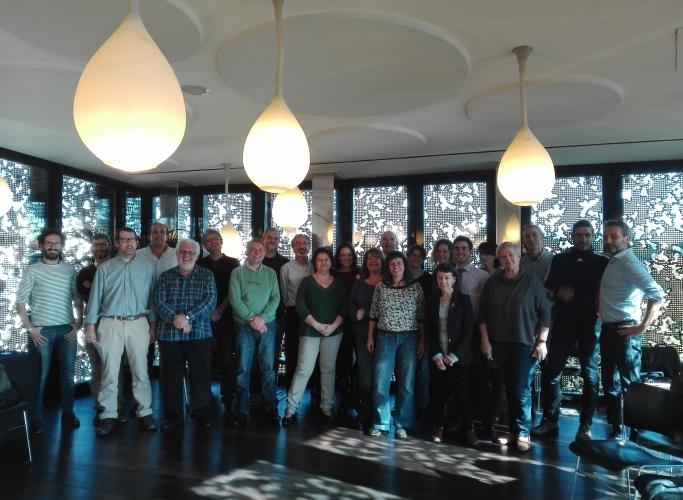 Compartim amb entitats de Madrid l'experiència del programa 'Reinventa't'