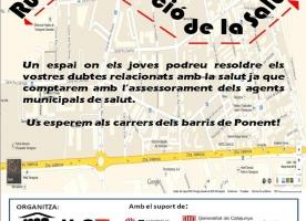 Rutes de promoció de la salut a Tarragona