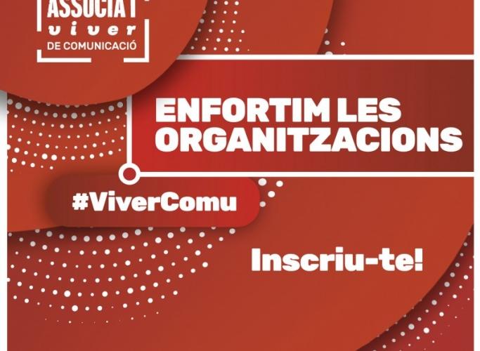 Associa't: Viver de comunicació, itineraris formatius per a les associacions